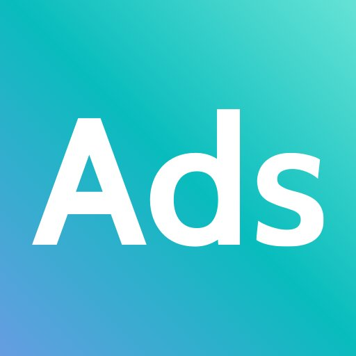 We have ads!
