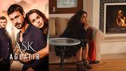 Turkish series Aşk Ağlatır episode 13 english subtitles
