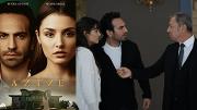 Turkish series Azize episode 3 english subtitles