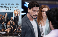 Turkish series Menajerimi Ara episode 5 english subtitles